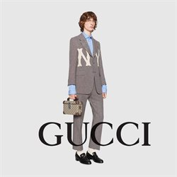 Luxury brands deals in the Gucci weekly ad in New York