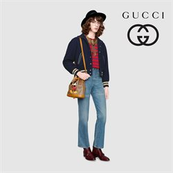Luxury brands offers in the Gucci catalogue in Apopka FL ( 20 days left )