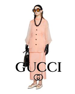 Luxury brands offers in the Gucci catalogue in Hayward CA ( 8 days left )