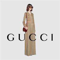 Luxury brands offers in the Gucci catalogue in Torrance CA ( More than a month )