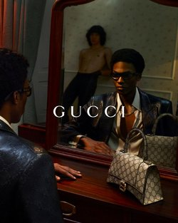 Luxury brands deals in the Gucci catalog ( More than a month)