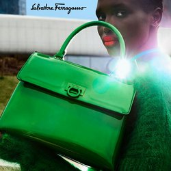 Luxury brands deals in the Salvatore Ferragamo catalog ( More than a month)
