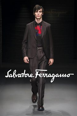 Salvatore Ferragamo deals in the New York weekly ad