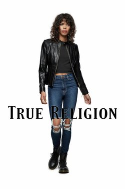 True Religion Brand Jeans deals in the Ontario CA weekly ad