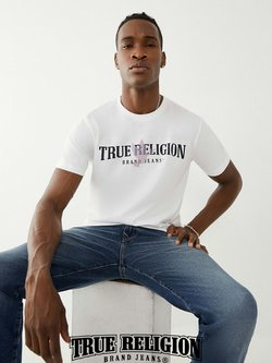 Clothing & Apparel deals in the True Religion Brand Jeans catalog ( More than a month)