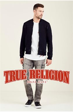 Men's jeans deals in the True Religion Brand Jeans weekly ad in Sterling VA