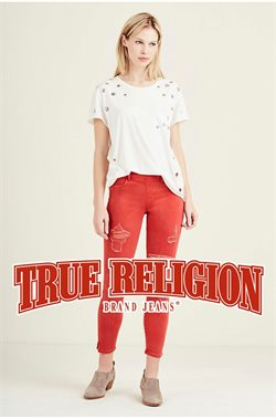 Skinny pants deals in the True Religion Brand Jeans weekly ad in Sterling VA