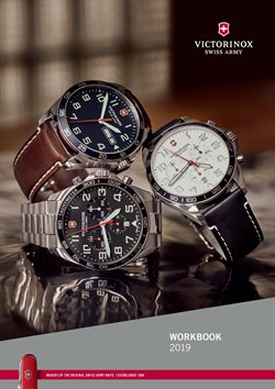 Jewelry & Watches offers in the Victorinox Swiss Army catalogue in Seattle WA ( 13 days left )