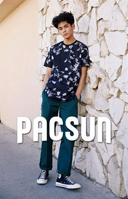 Clothing & Apparel offers in the PacSun catalogue in Yakima WA ( More than a month )