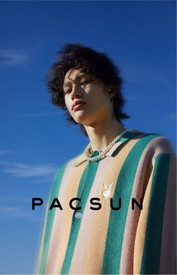 Clothing & Apparel deals in the PacSun catalog ( Expires tomorrow)
