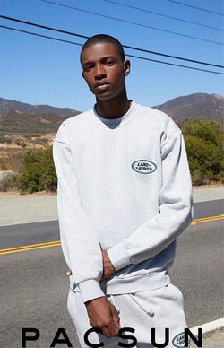 Clothing & Apparel deals in the PacSun catalog ( Expires today)