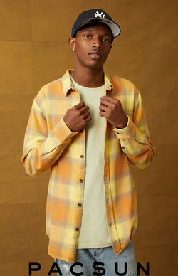 Clothing & Apparel deals in the PacSun catalog ( Published today)