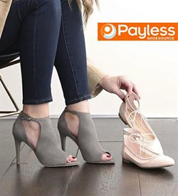 Clothing & Apparel deals in the Payless weekly ad in Johnstown PA
