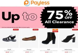 Payless catalogue ( Expires today )