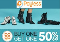 Payless catalogue ( Published today )