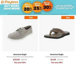 Payless deals in the Payless catalog ( Expired)