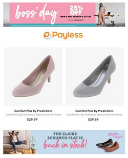 Payless catalog ( Expires today)