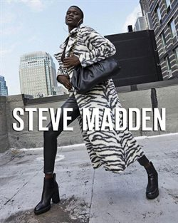 Steve Madden catalogue ( Expires tomorrow )