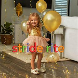 Stride Rite catalogue ( More than a month )