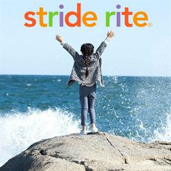 Stride Rite deals in the New York weekly ad
