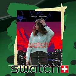 Swatch deals in the New York weekly ad