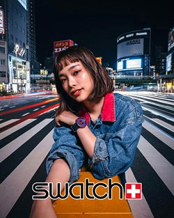 Swatch catalogue ( More than a month )