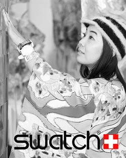 Swatch catalogue in Los Angeles CA ( Expired )