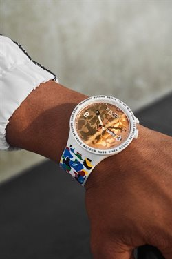 Destinations deals in Swatch