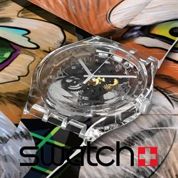 Swatch catalogue ( 29 days left )