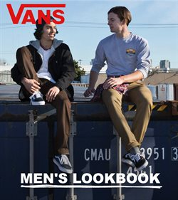 Clothing & Apparel deals in the Vans Store weekly ad in New York