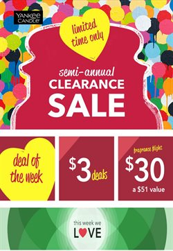 Gifts & Crafts offers in the Yankee Candle catalogue in Alpharetta GA ( 9 days left )