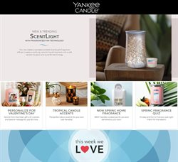 Yankee Candle catalogue in Hialeah FL ( Expired )