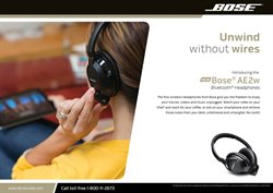 Headphones deals in the Bose weekly ad in Elmhurst NY