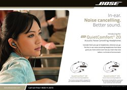 BlackBerry deals in the Bose weekly ad in Lancaster PA