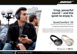 Bose catalogue ( Expires tomorrow )