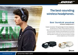 Electronics & Office Supplies offers in the Bose catalogue in Salt Lake City UT ( 7 days left )