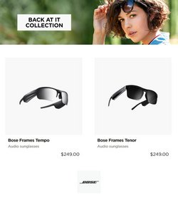 Electronics & Office Supplies deals in the Bose catalog ( 1 day ago)