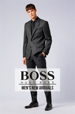 Hugo Boss catalogue in Los Angeles CA ( More than a month )