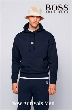 Clothing & Apparel deals in the Hugo Boss catalog ( Expires today)