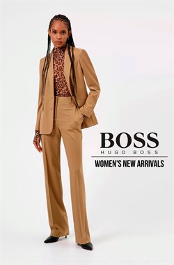 Luxury brands deals in the Hugo Boss catalog ( More than a month)