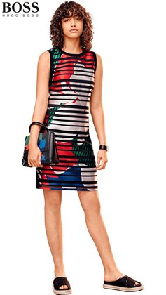 Dress deals in the Hugo Boss weekly ad in New York