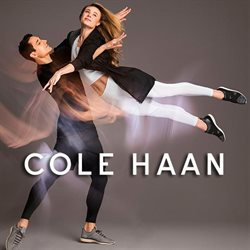 Cole Haan deals in the New York weekly ad