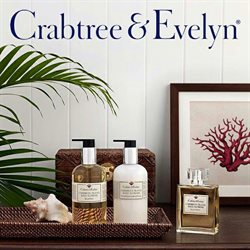 Beauty & Personal Care offers in the Crabtree & Evelyn catalogue in Chicago IL ( Expires tomorrow )
