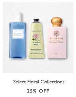 Crabtree & Evelyn deals in the Los Angeles CA weekly ad