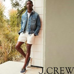 Clothing & Apparel deals in the J Crew catalog ( Expires today)
