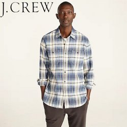 J Crew deals in the J Crew catalog ( More than a month)