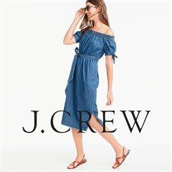 Dress deals in the J Crew weekly ad in New York