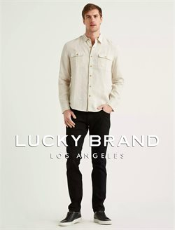 Lucky Brand catalogue ( More than a month )