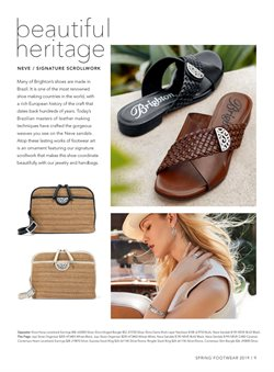 Handbags deals in the Brighton Collectibles weekly ad in New York