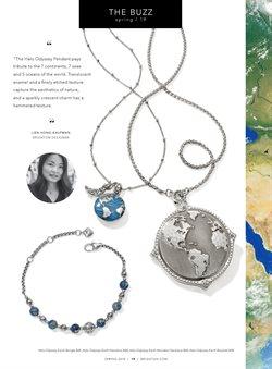 Pendant deals in the Brighton Collectibles weekly ad in Los Angeles CA